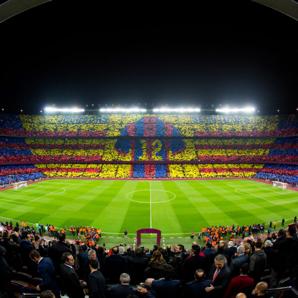 Liga BBVA - Jornada 28 - FC BARCELONA vs REAL MADRID